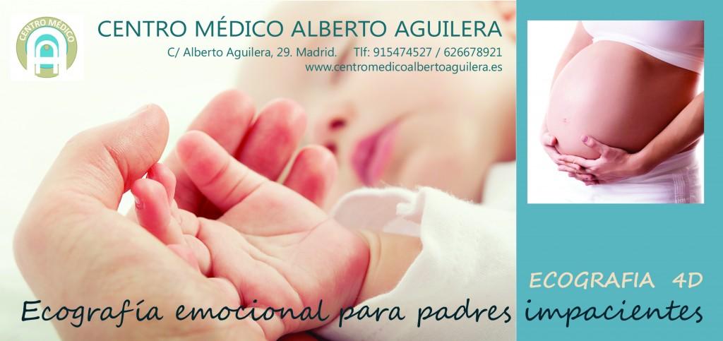 Ecografía 4D - Centro Medico Alberto Aguilera