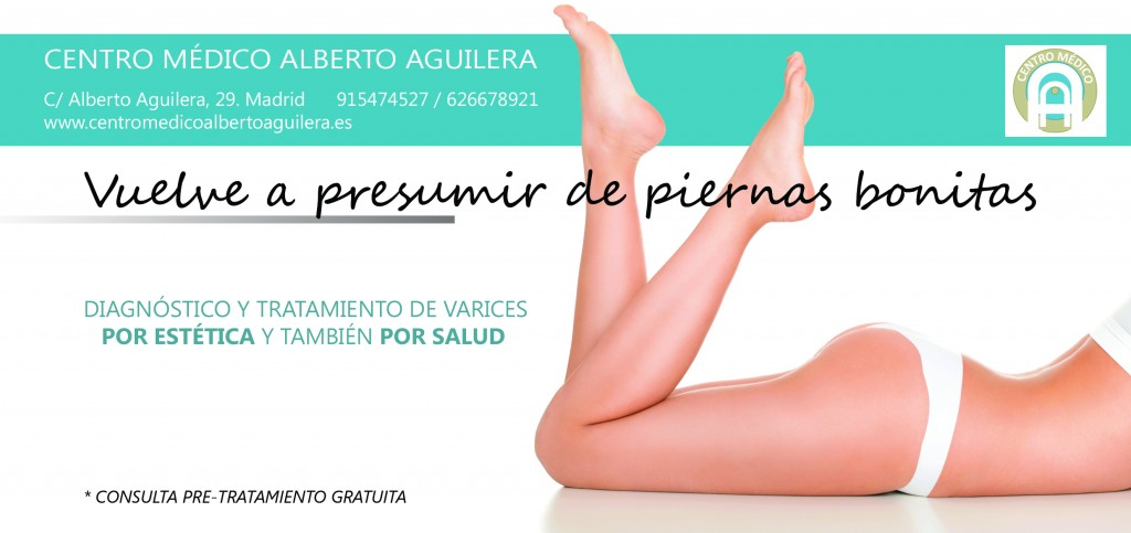 Tratamiento de Varices - Centro Medico Alberto Aguilera